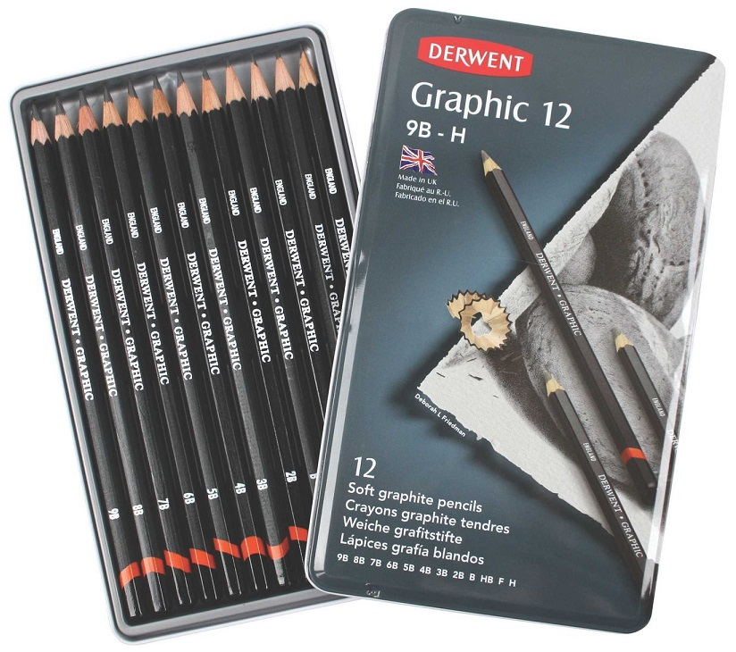 must have art supplies pencils