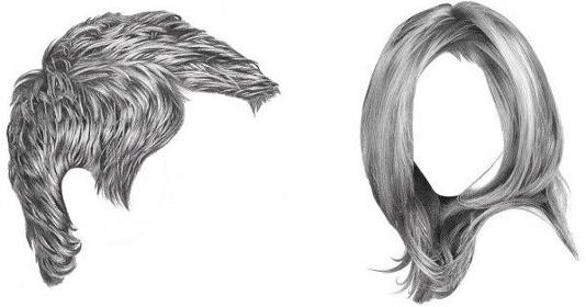 how to draw realistic hair the ultimate tutorial