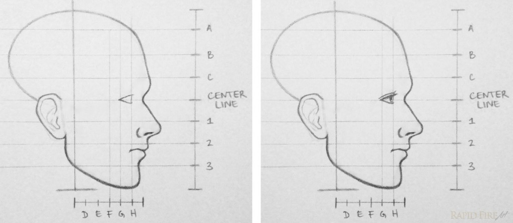 11 rfa how to draw a face from