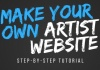 make-your-own-artist-website