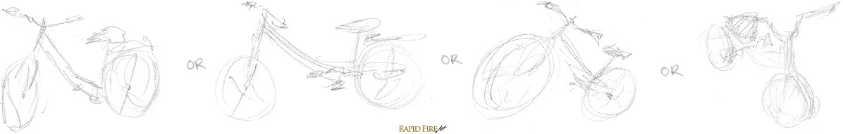 learn to sketch for beginners _ bike example