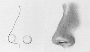 how-to-draw-the-nose-profile-thumbnail6