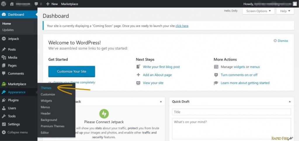 installing-wordpress-theme
