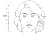 How to draw a girls body and face step by easy