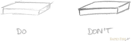 how to sketch for beginners _ dos and donts
