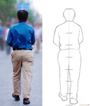 How to draw with accurate proportions