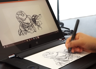 wacom intuos pro paper edition unboxing first impressions