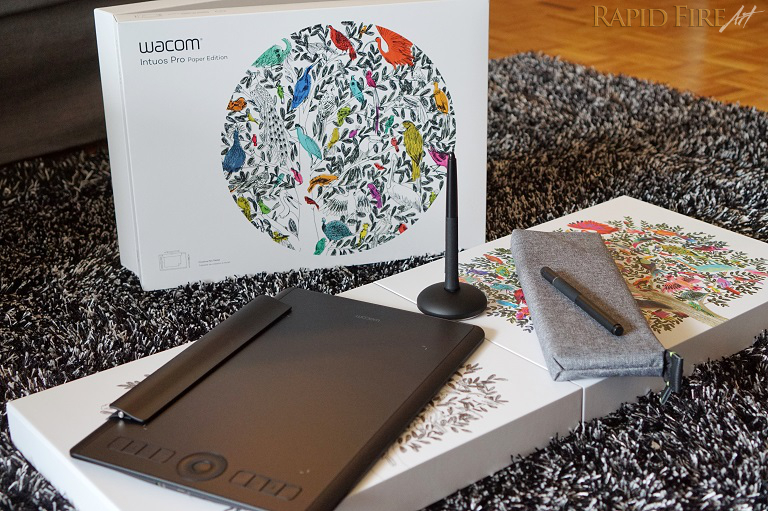 Wacom Intuos Pro Paper Edition Medium Unboxing 1_1
