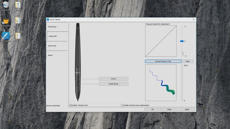 Huion GT 191 Pen Drawing Tablet Review | RapidFireArt