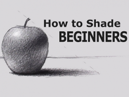 How to shade for complete beginners