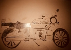 Sree Dharma Teja reader submitted art 2