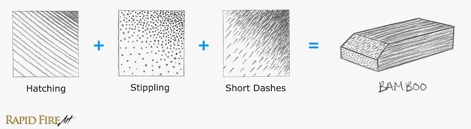 Pencil Shading Techniques