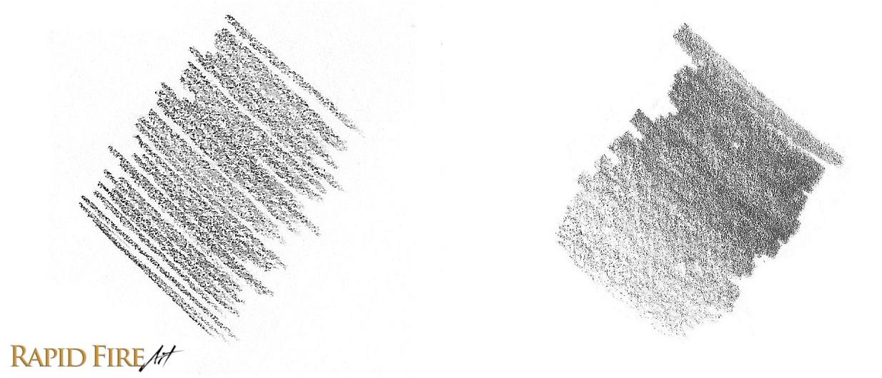Hatching Example_Sharp vs Dull Pencil